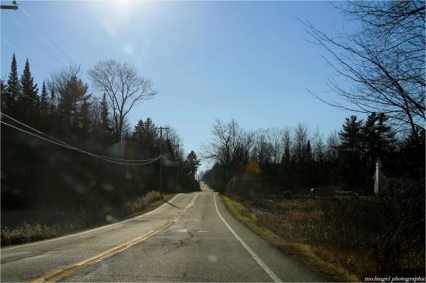 Sur les routes du Québec