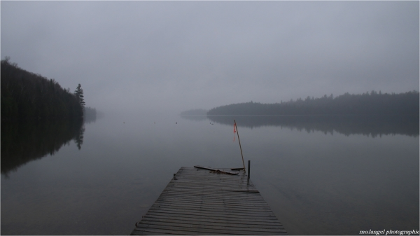 Un matin pluvieux