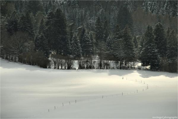 L'hiver est enfin là