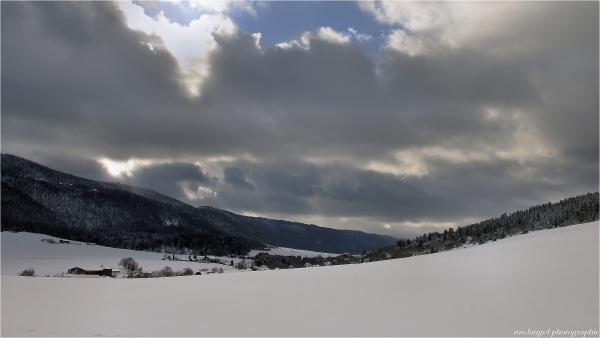 L'hiver dans le Vallon
