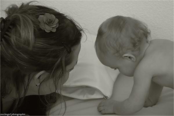 Le bonheur d'une mère