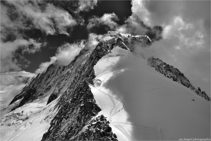 La haute montagne