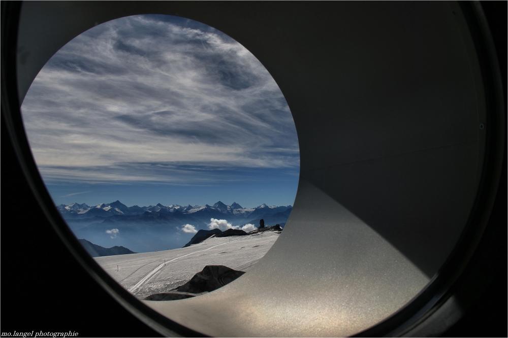 L'oeil du glacier