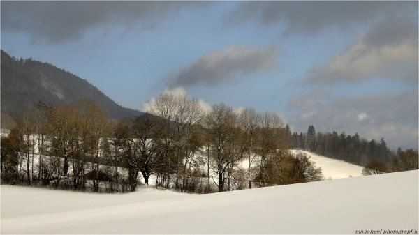 La neige se fait attendre