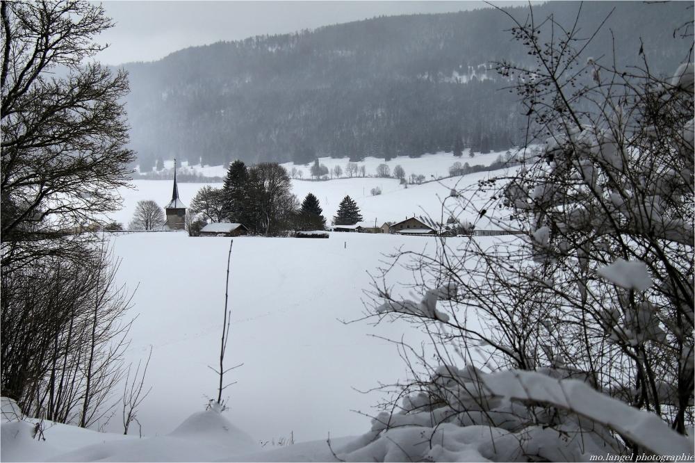 Mon petit village