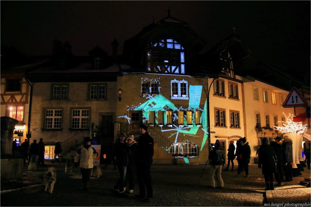 Le festival des lumières