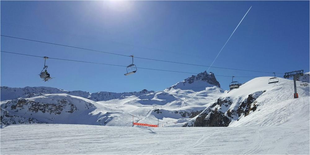 Les plaisirs du ski