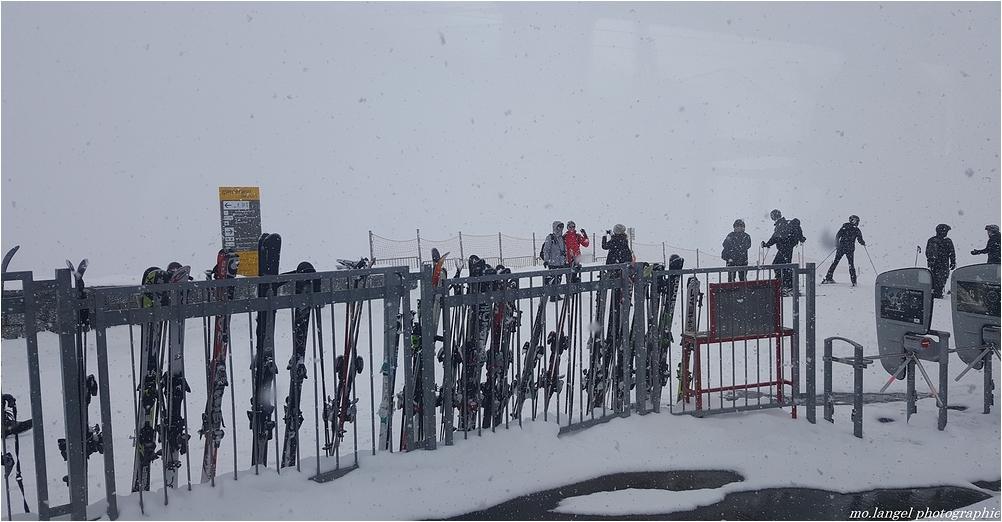L'hiver en montagne c'est aussi cela
