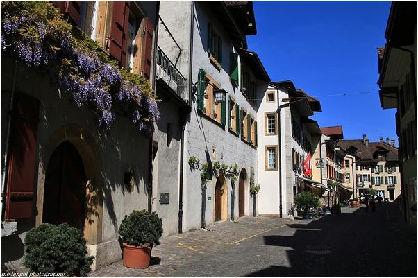 Le petit village vigneron