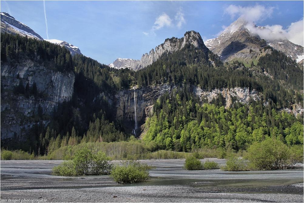La vallée du Kiental