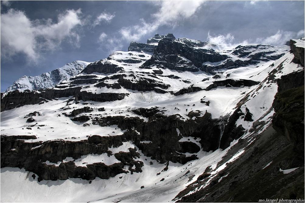 De rocs et de neige