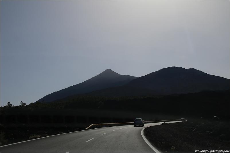 En route pour le volcan