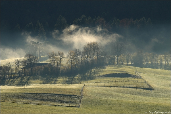 La brume se lève (2)