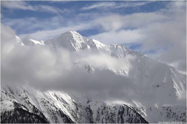 L'écharpe de nuages
