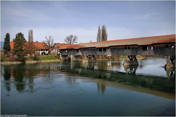 Le pont couvert