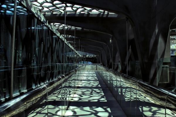 Le couloir de lumière