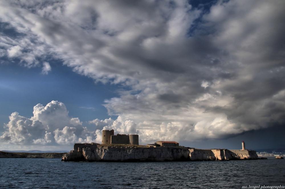 L'île d'If