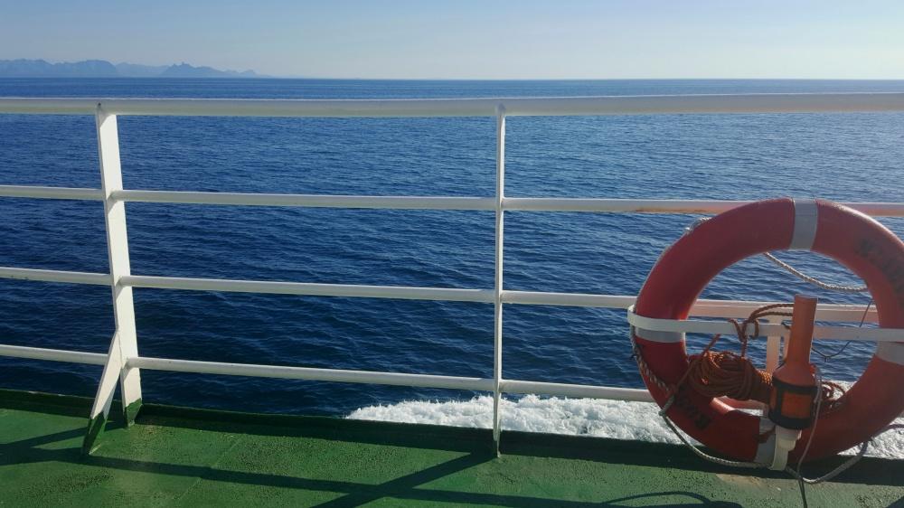 Voyage d'île en île