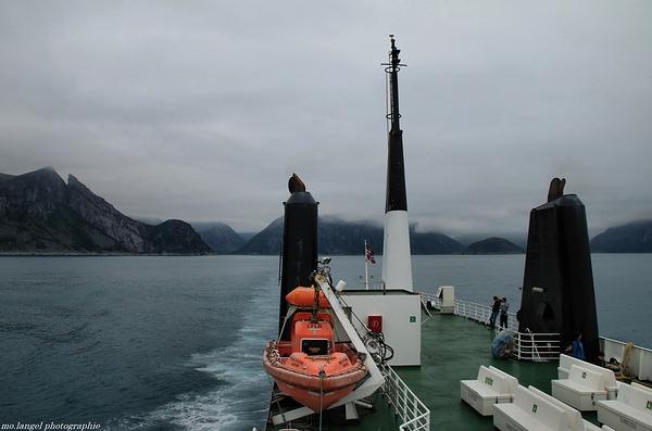 Voyage en ferry