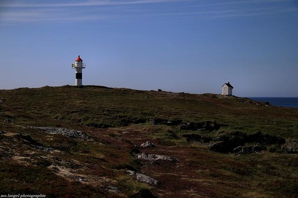 Le phare et la maisonnette