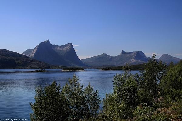 Dans le fjord