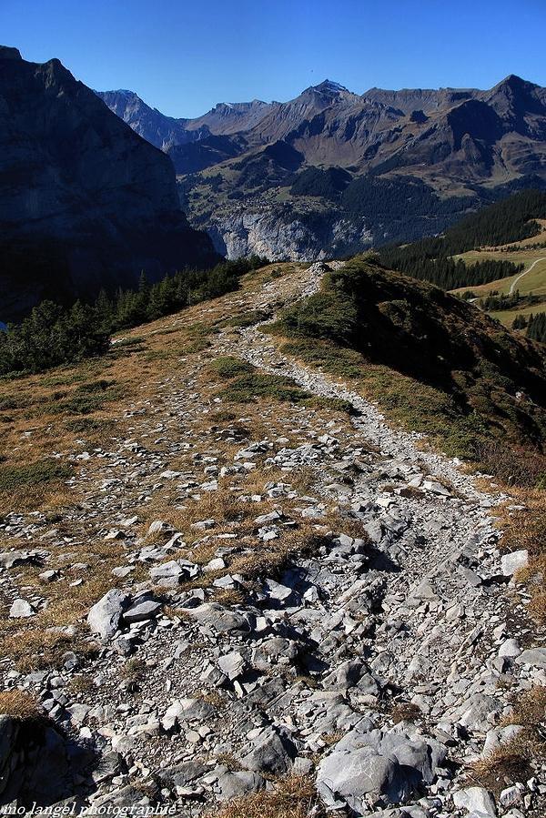 Suivre le sentier