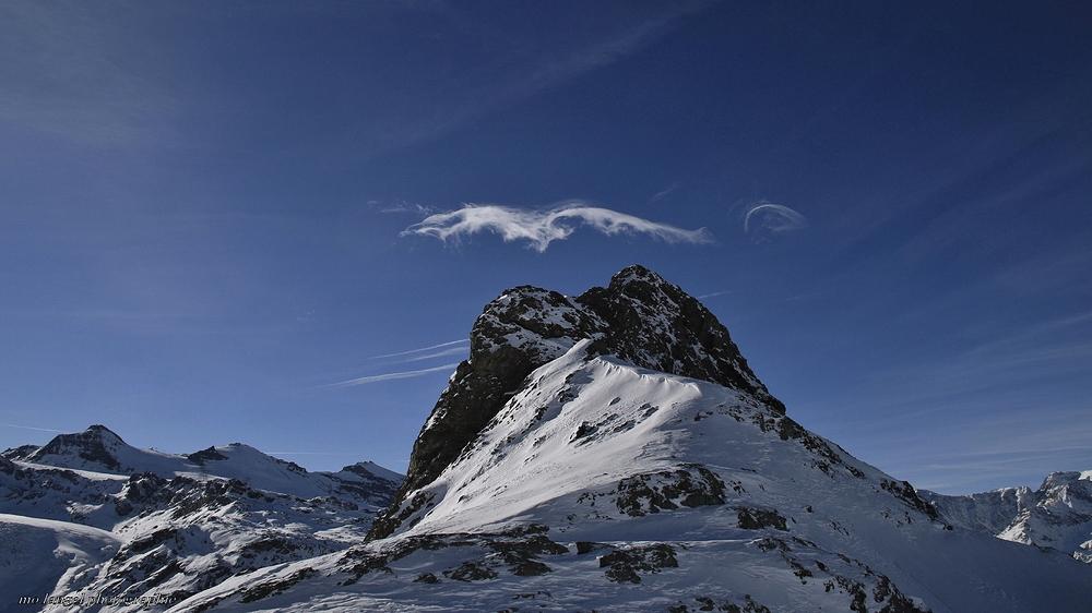 Le nuage-oiseau