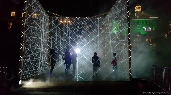 La cage de lumière