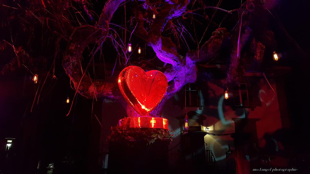 L'arbre aux amoureux