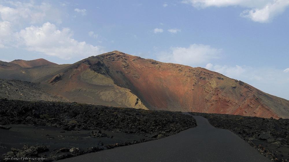 La route des volcans