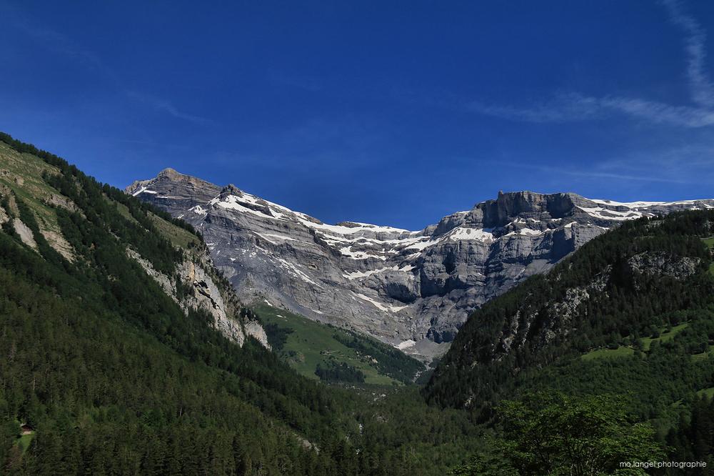 La vallée de Derborence