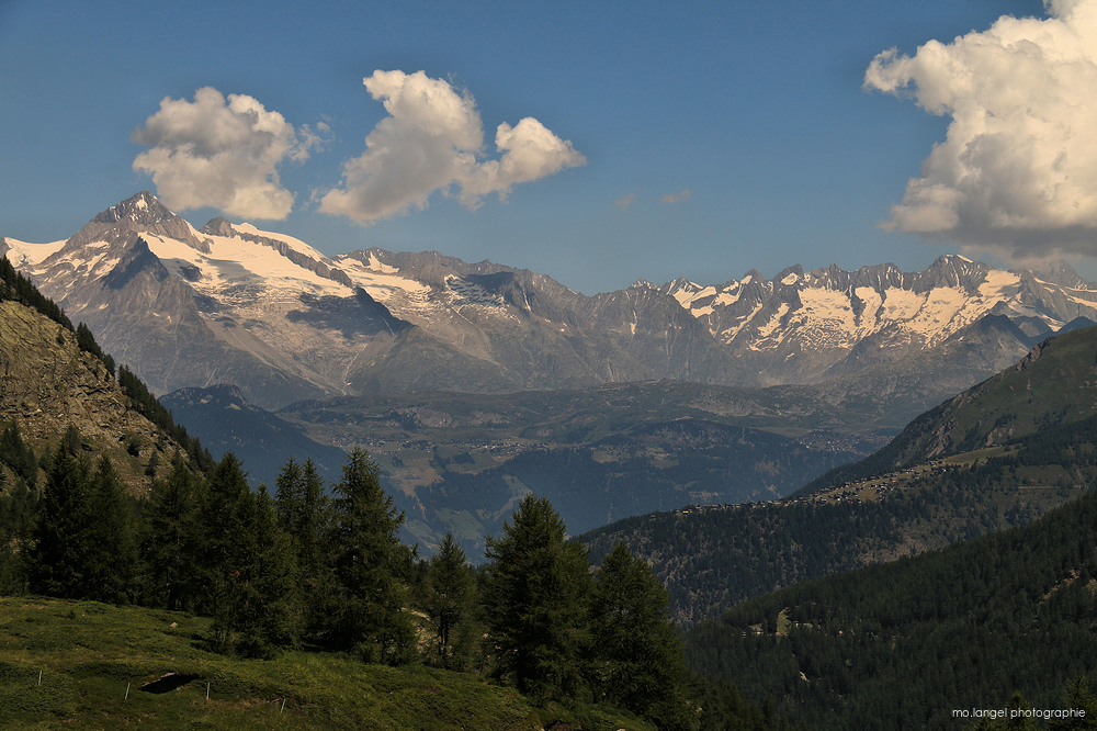 Nos montagnes