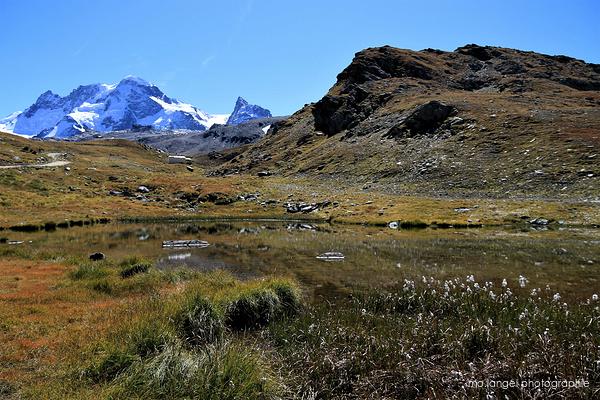 L'automne s'installe en montagne