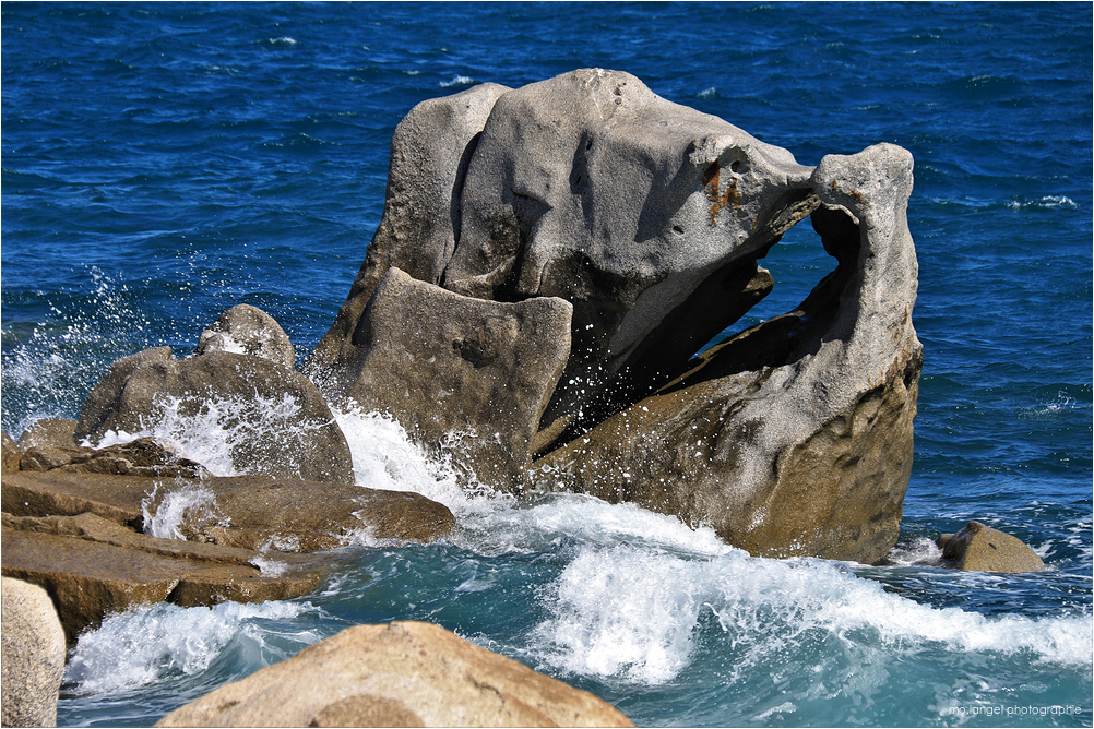 Le rocher poisson