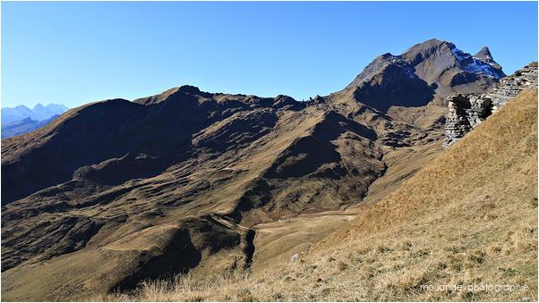 La montagne en automne #2