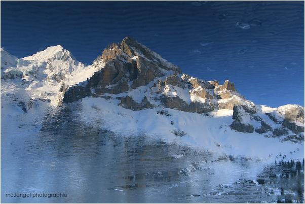 La montagne engloutie
