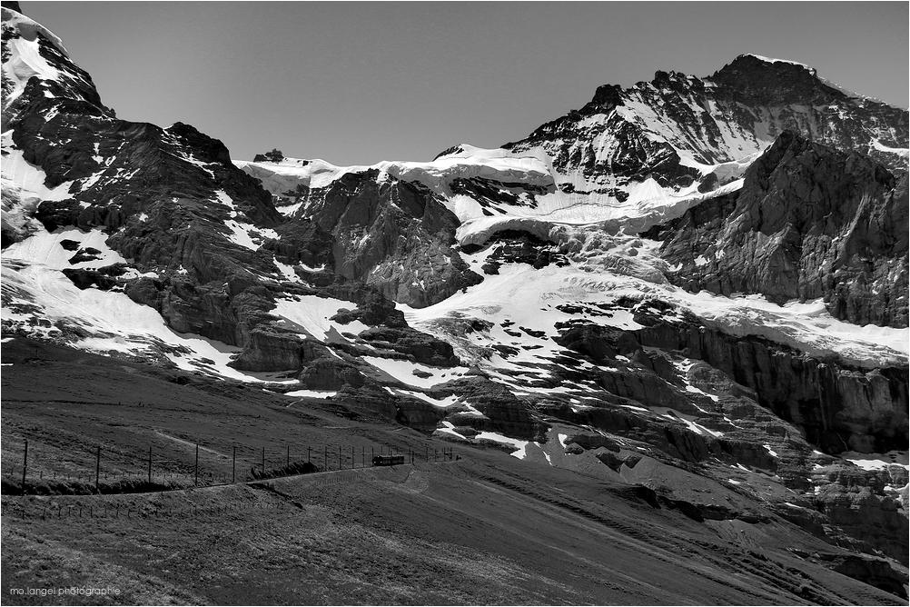 Le petit train de montagne