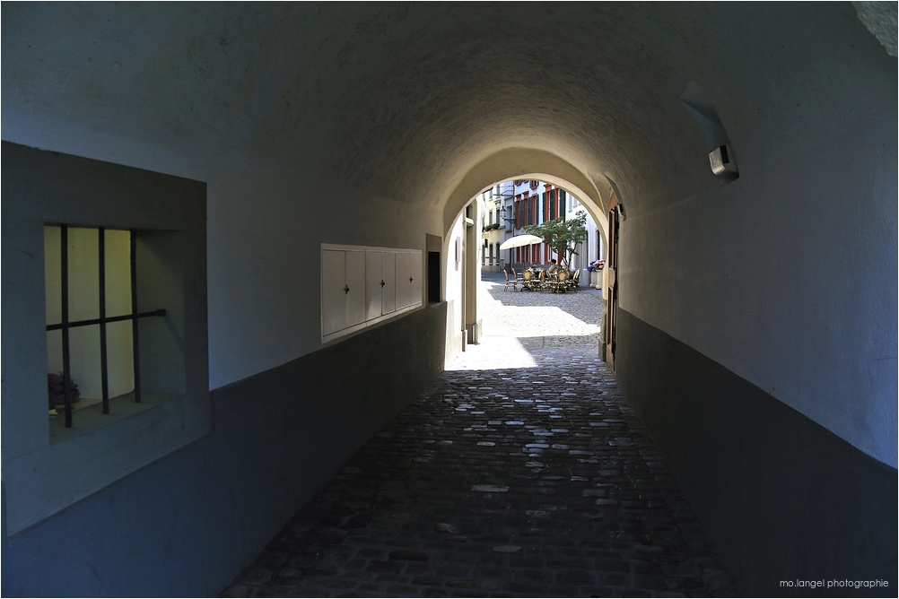La ruelle