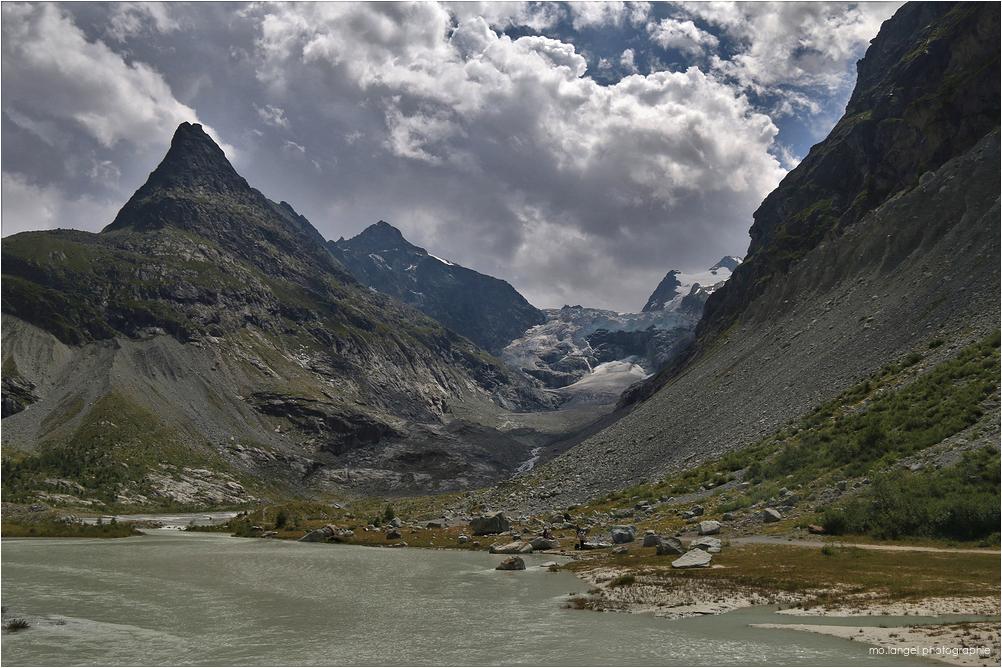 A l'approche du glacier #2