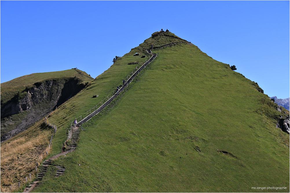 La montagne pointue