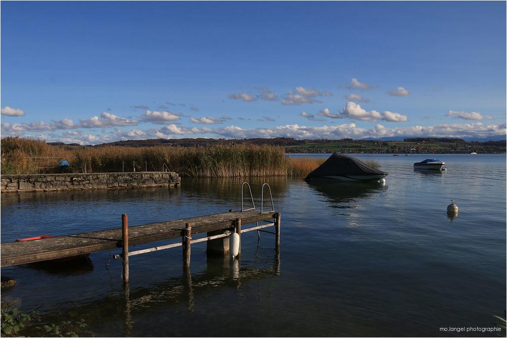 Au bord du lac