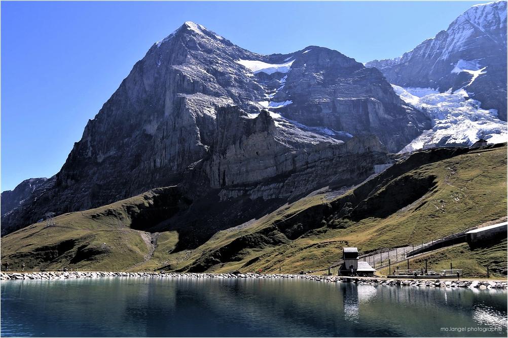 Au pied de l'Eiger