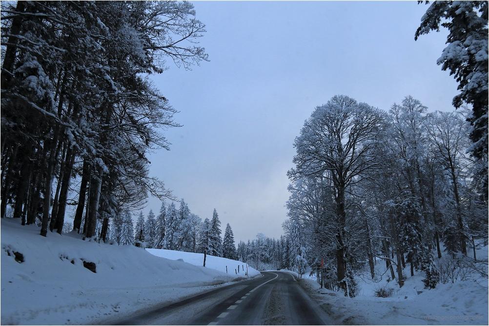 Sur les routes du Jura