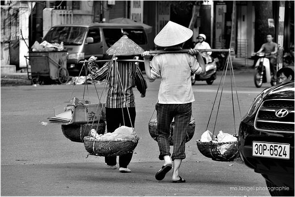 Dans les rues d'Hanoï 5