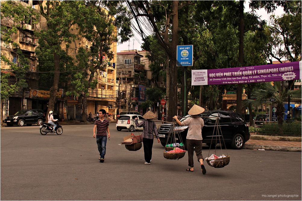 Dans les rues d'Hanoï 2