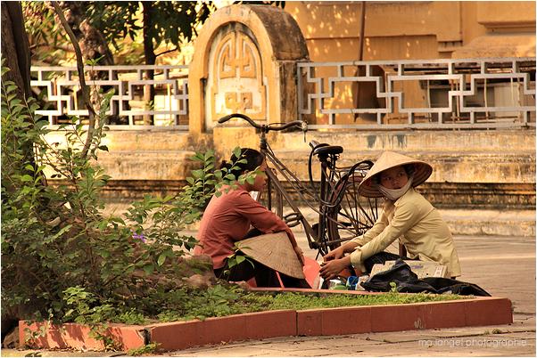 Dans les rues d'Hanoï 4