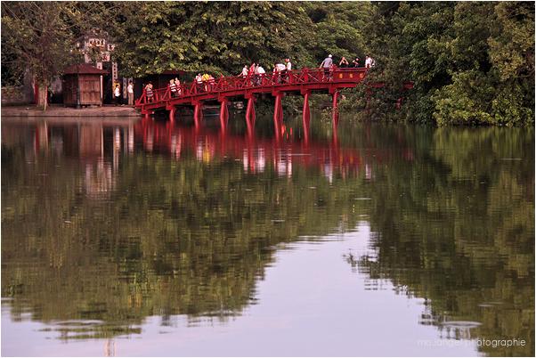Le Pont du Soleil Levant