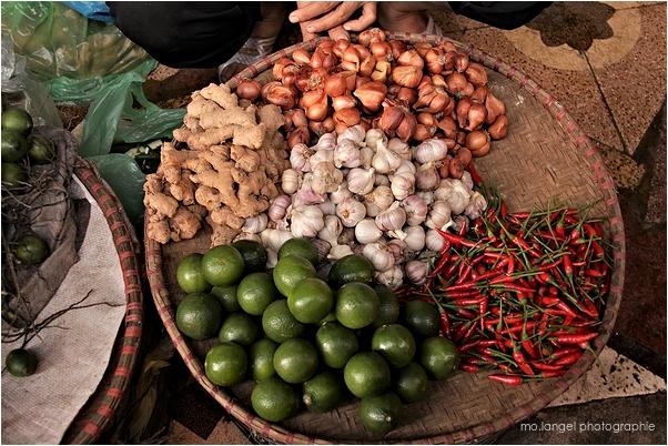 Le marché d'Hanoï 2