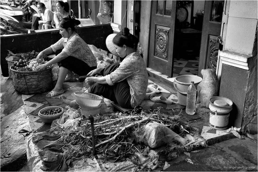 Le marché d'Hanoï 3