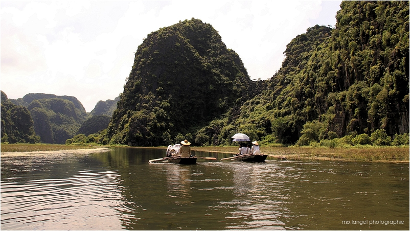 Aventure sur la rivière